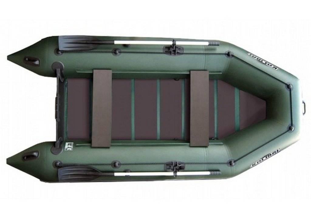 Надувная лодка нептун