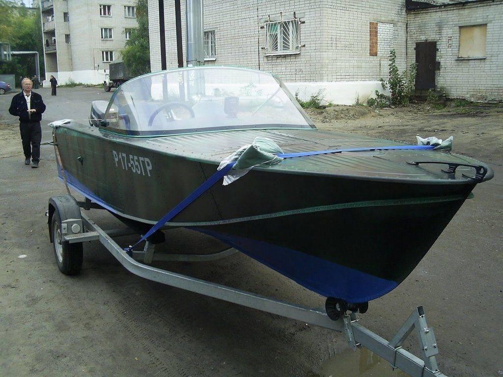 Лодка казанка цена