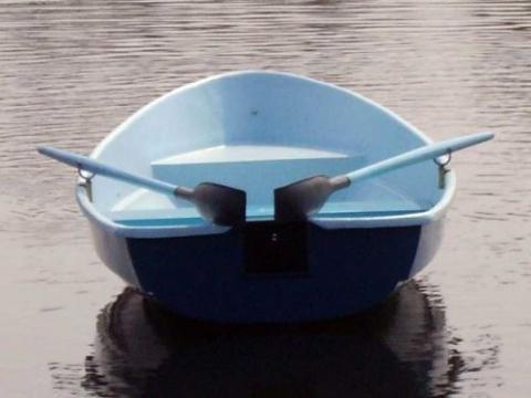 Прогулочная лодка