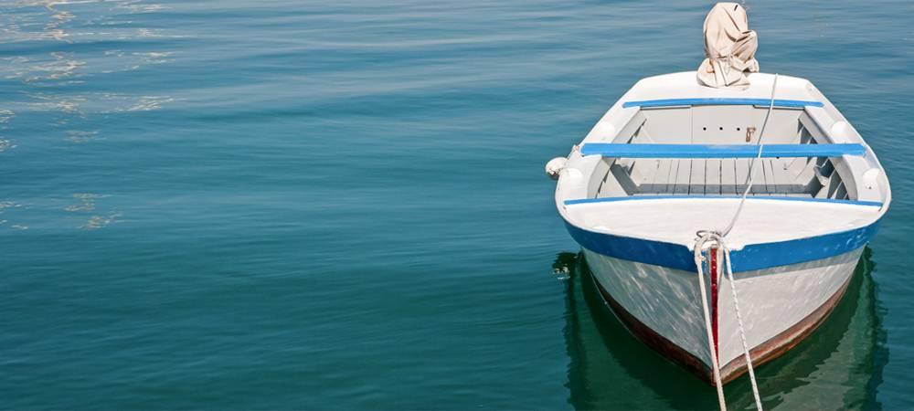 На какие лодки не нужны права
