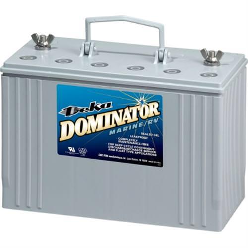 Аккумуляторы глубокого разряда для лодочных моторов