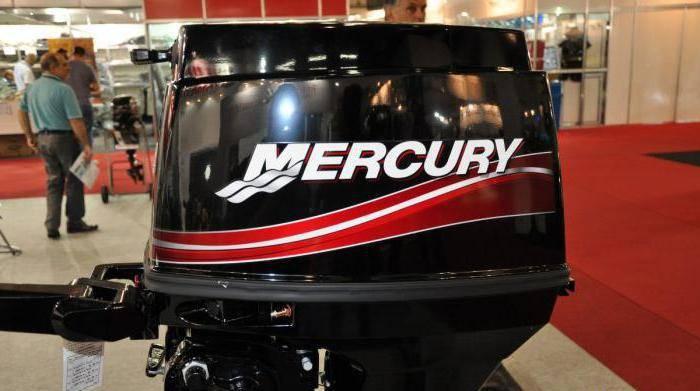 Двигатель меркурий