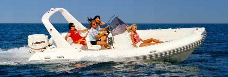 Пвх лодки бриг