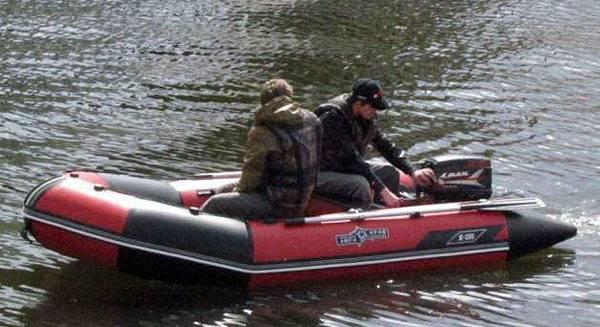 Лодочные моторы для пвх лодок