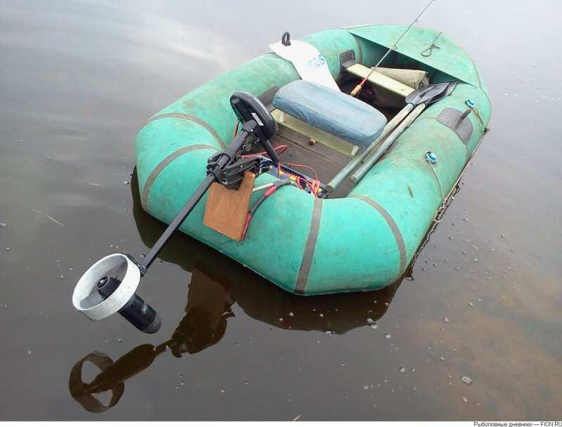 Лодка нырок 1