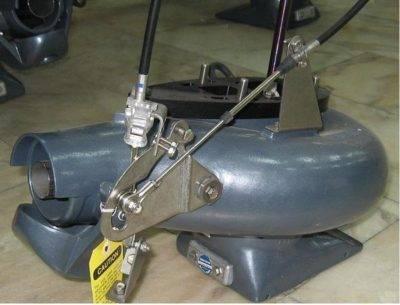 Купить лодочный мотор с водометом