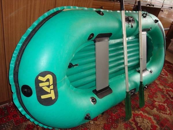 Надувная лодка нырок 2 цена