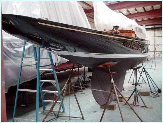Ремонт стеклопластиковых лодок