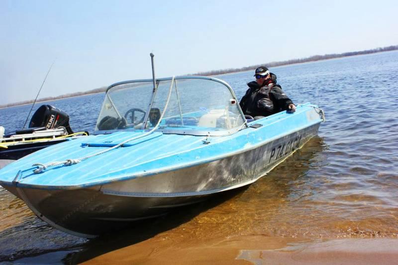 Казанка лодка