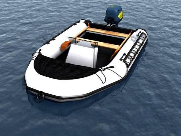 Как подобрать мотор для лодки пвх