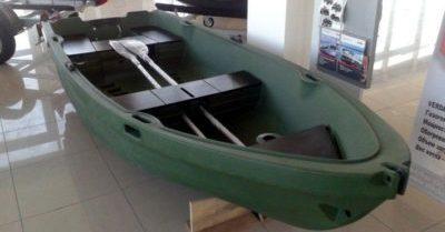 Моторная пластиковая лодка Kolibri RKM-350