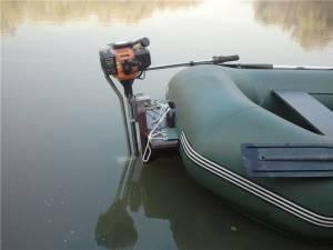 Насадка лодочный мотор