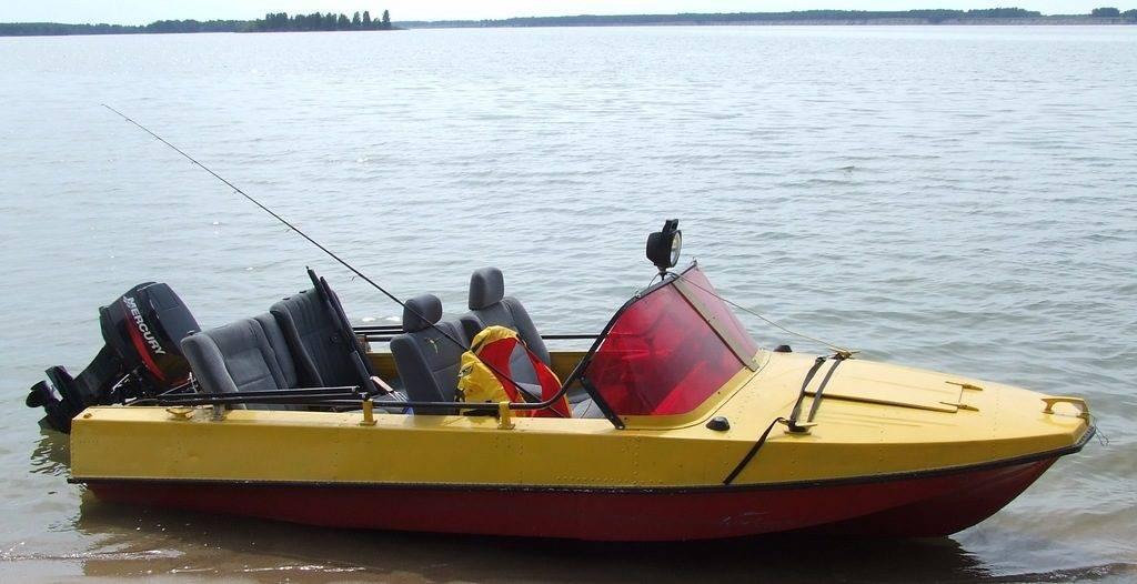 Купить лодку обь м