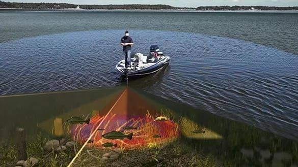 Эхолокатор для рыбалки