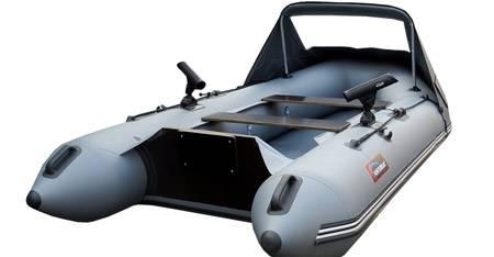 Пвх лодка хантер 320