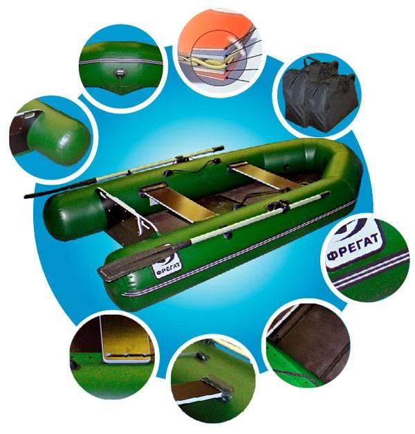 Лодка фрегат 280 ек характеристики