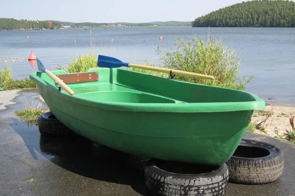 Моторные лодки из стеклопластика