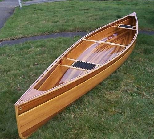 Постройка лодки своими руками