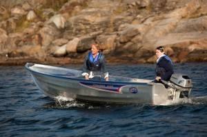 Установка мотора на надувную лодку