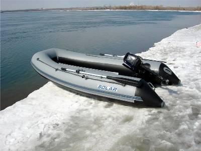 Лодка караидель