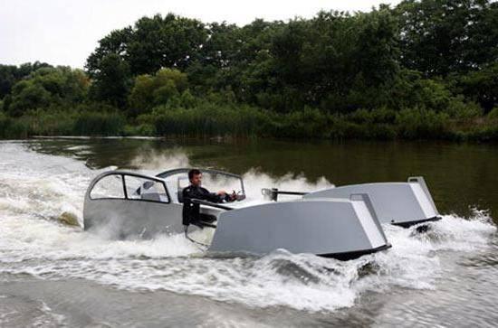 Водомет от гидроцикла на лодку