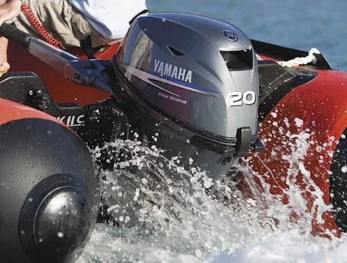 Мощность лодочного мотора