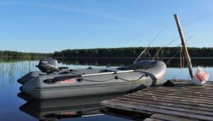 Базы отдыха в карелии с рыбалкой