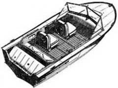 Моторные лодки и яхты