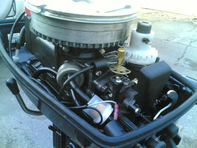 Сельва лодочный мотор
