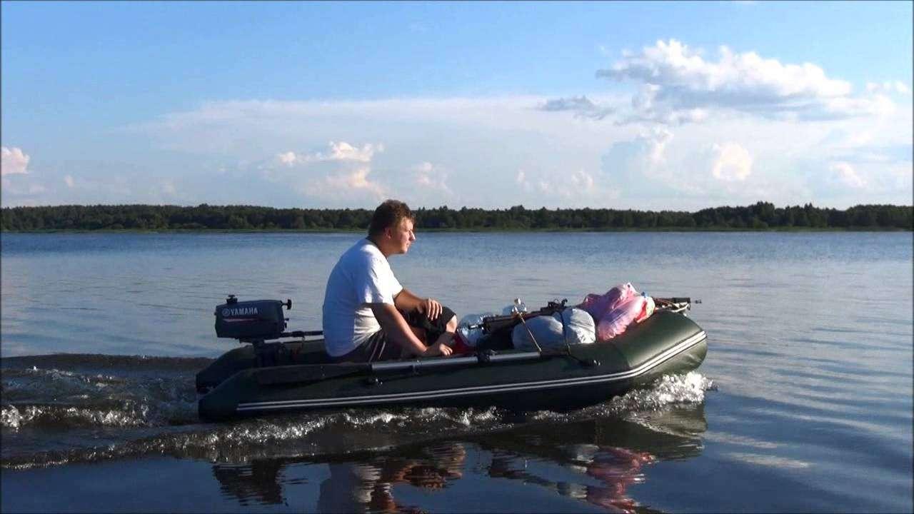 Лодки пвх аква
