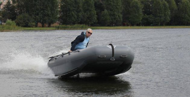 Нужно ли регистрировать резиновую лодку без мотора
