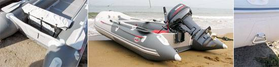 Лодка баджер 330 характеристики цена