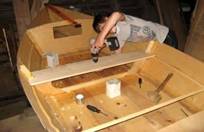 Проекты лодок для самостоятельной постройки из фанеры