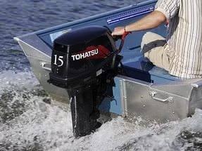 Расход топлива лодочных моторов таблица