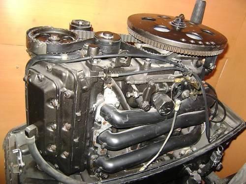 Купить дизельный подвесной лодочный мотор