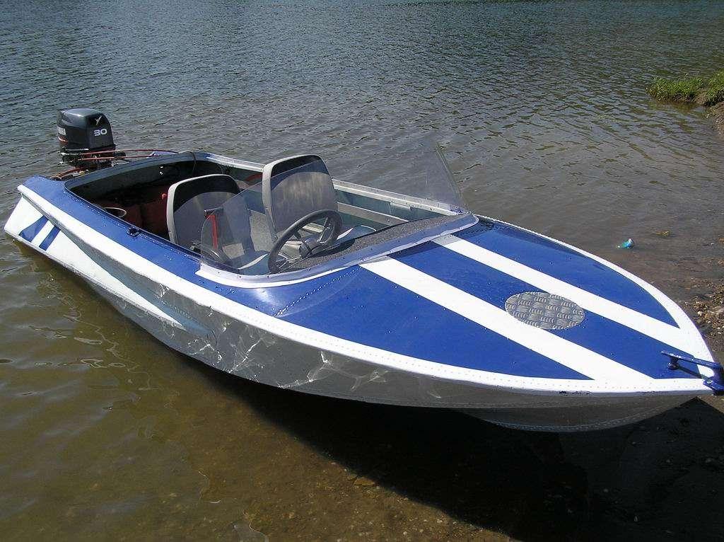 Лодка обь характеристики