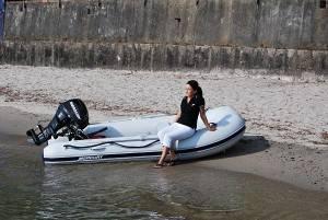 Выбор мотора для лодки пвх