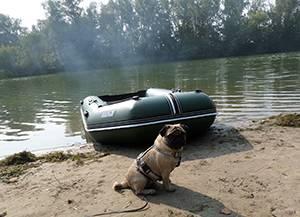 Как накачать лодку пвх
