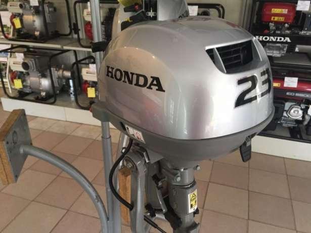 Лодочный мотор хонда 2