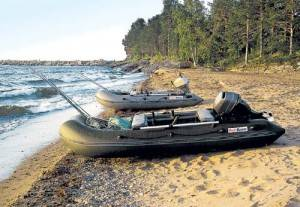 Регистрация резиновых лодок