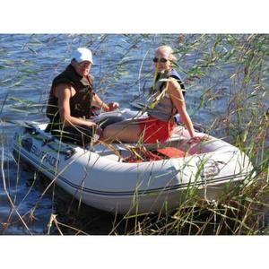 Моторные лодки с надувным дном низкого давления