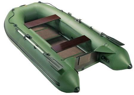 Лодка ривьера 2900