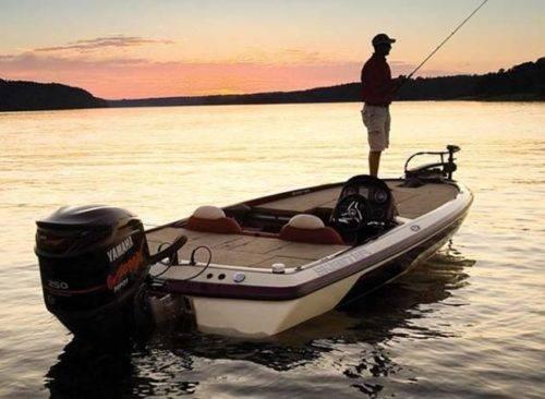 Двухтактные лодочные моторы ямаха