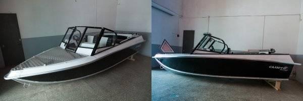 Лодка салют 430 цена