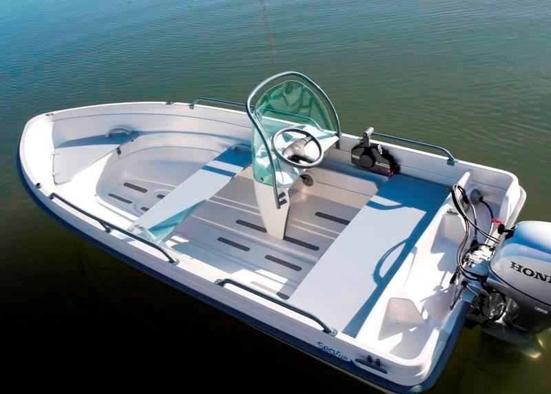 Надувные лодки под мотор 10 л с
