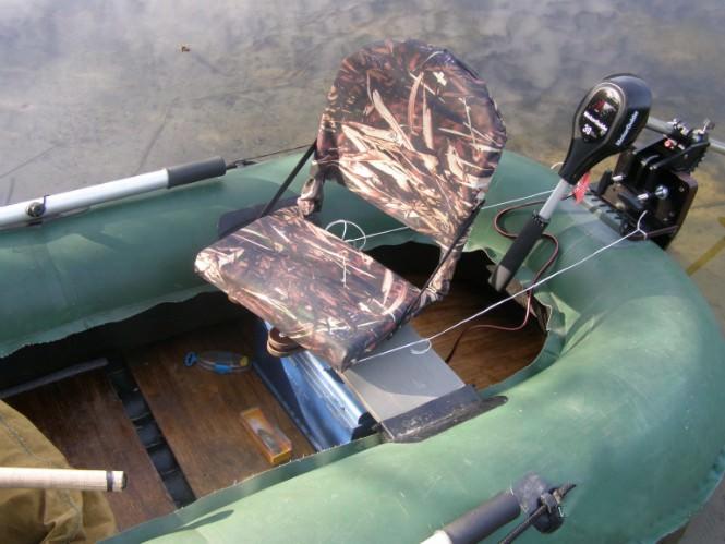 Сиденье для лодки пвх