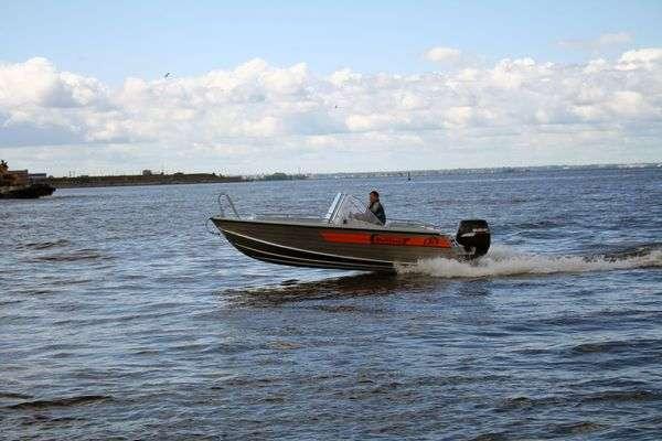 Лодка пвх вельбот