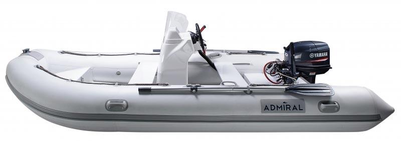 Лодки адмирал официальный