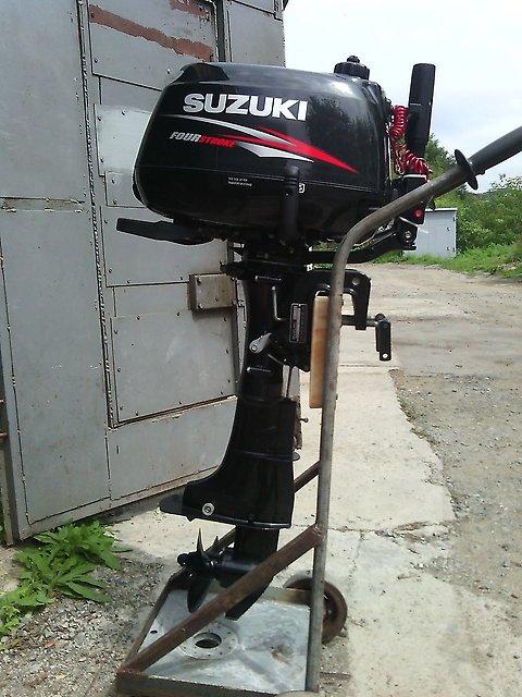 Лодочный мотор судзуки