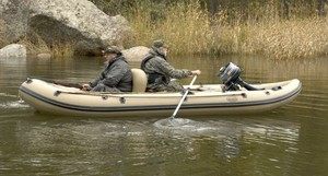Лодка пвх badger